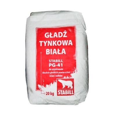 Шпаклевка STABILL PG-41, 20 кг.