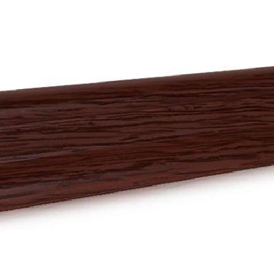 Плинтус 52 мм (Махонь светлая) ОМИС