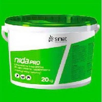 Доломитовая шпаклевка NIDA Pro (20 кг).