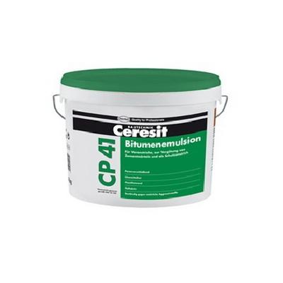 Эмульсия битумная гидроизоляционная Ceresit CP 41