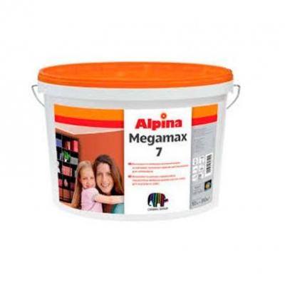 Краска Alpina MEGAMAX 7, 10 л