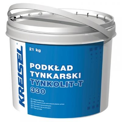 Грунтовка под минеральную, акриловую и мозаичную штукатурку Putzgrund 330, 10 л