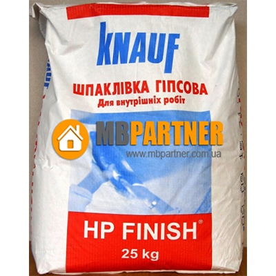 Шпаклевка Knauf HP Finish, 25 кг.