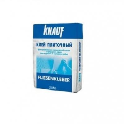 Клей для плитки KNAUF Fliesenkleber, 25 кг.