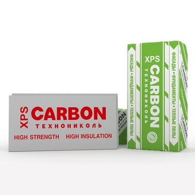 Экструдированный пенополистирол XPS ТЕХНОНИКОЛЬ CARBON ECO 50 (1180х580х50мм)