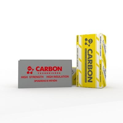 Экструдированный пенополистирол XPS ТЕХНОНИКОЛЬ CARBON SOLID500 40 (1180х580х40мм)