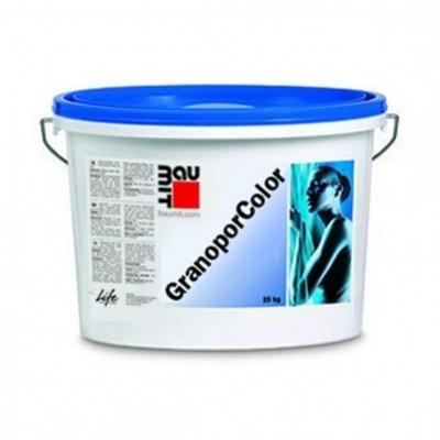 Акриловая краска BAUMIT GRANOPORCOLOR, 25 кг