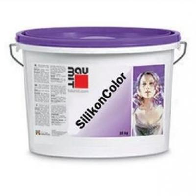 Силиконовая краска BAUMIT SILICONCOLOR 25 кг
