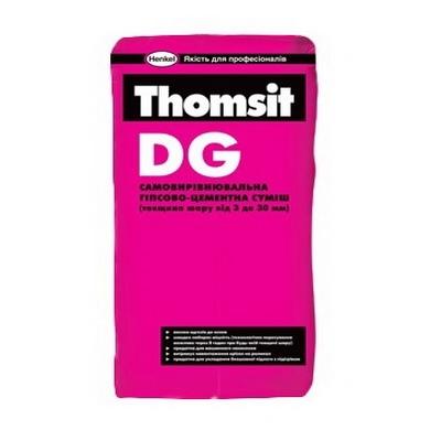 Смесь самовыравнивающаяся цементная Thomsit DG