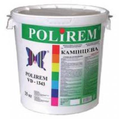 Штукатурка Polirem VD-1343 камешковая