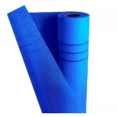 Сетка стеклотканевая 145 г/кв.м. (1*50m, 5*5mm)