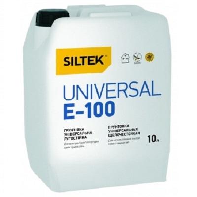 Грунтовка универсальная SILTEK Universal Е-100, 10 л