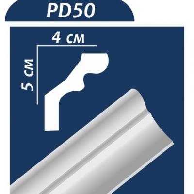 Потолочный плинтус PD50 ОМИС