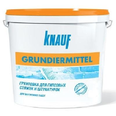 Грунтовка Грундирмиттель Knauf 10 кг