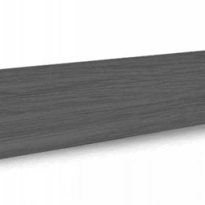Плинтус 52 мм (Серый) ОМИС