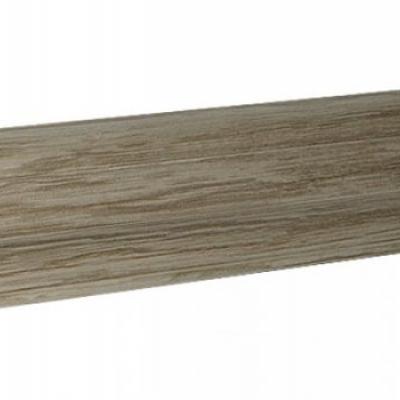 Плинтус 52 мм (Дуб беленый) Омис