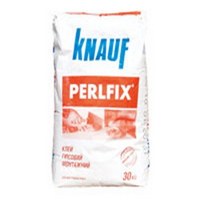Клей гипсовый KNAUF Perlfix,  30 кг.
