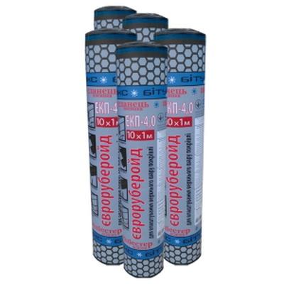 Кровельный и гидроизоляционный материал Битумакс ЭКП-4,0 сл