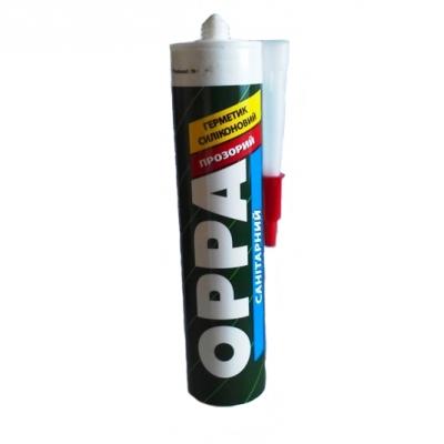 Герметик OPPA санитарный прозрачный, 280 ml