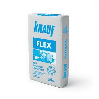 Клей для плитки KNAUF Flex, 25 кг,