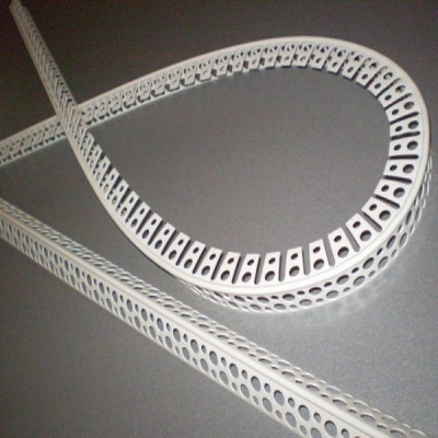 Профиль уголок арочный пластиковый, 2,5 м
