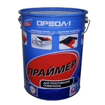 Праймер битумно-полимерный Ореол-1