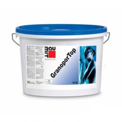 Акриловая штукатурка (Барашек) Baumit GRANOPORTOP/1.5, 30 кг