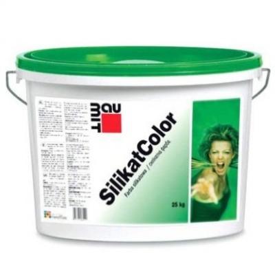 Силикатная краска BAUMIT SILIKATCOLOR 22,4 кг