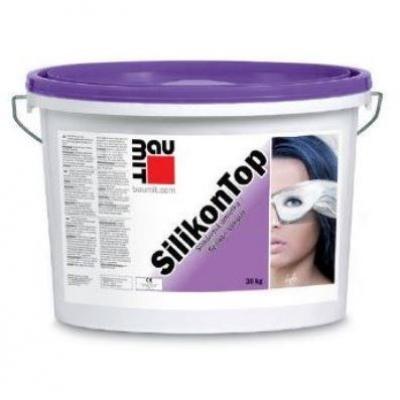 Силиконовая штукатурка (Барашек) Baumit SILIKONTOP/2, 30 кг