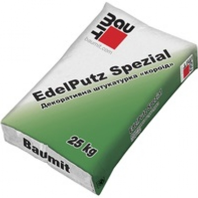 Штукатурка декоративная Baumit EdelPutz Spezial, 25 кг