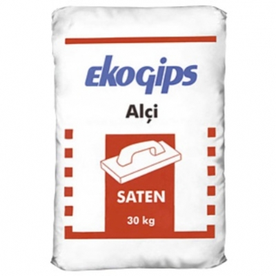 Шпаклевка EKOGIPS SATEN, 25 кг.