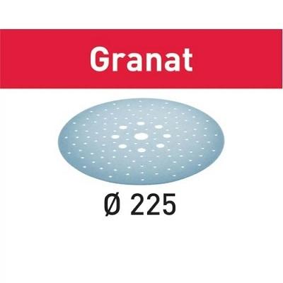 Шлифовальные круги STF D225/8 P120 GR/25 Festool Granat