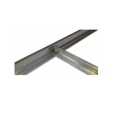 Профиль ALUBEST Эконом 24 мм, (1,2m)