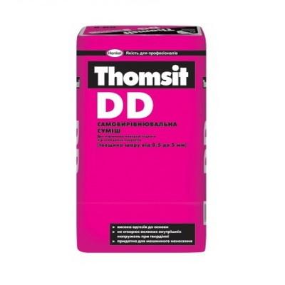 Смесь самовыравнивающаяся Thomsit DD, 25 кг.