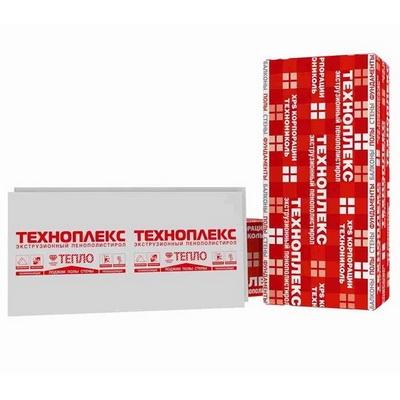 Экструдированный пенополистирол ТЕХНОПЛЕКС 50 (1180х580х50)