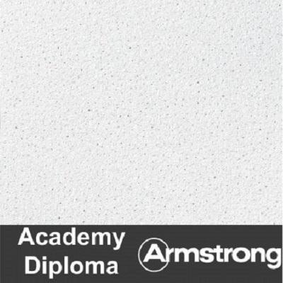 Плита ARMSTRONG Diploma Board 600х600х14мм