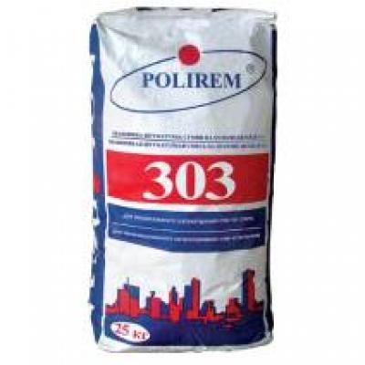 Штукатурка цементная Polirem 303 Плюс