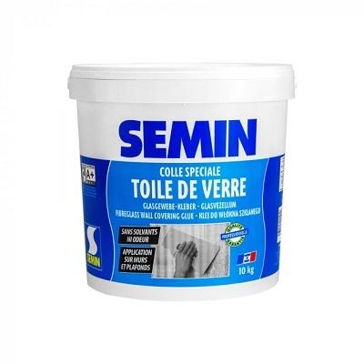Клей стеклообоев SEMIN TDV COLLE (влагостойкий), 10 кг