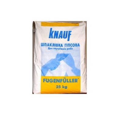 Шпаклевка Knauf Фугенфюллер, 25 кг.