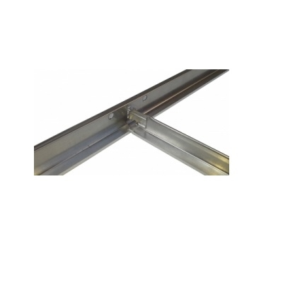 Профиль ALUBEST Эконом 24 мм, (3,7m)