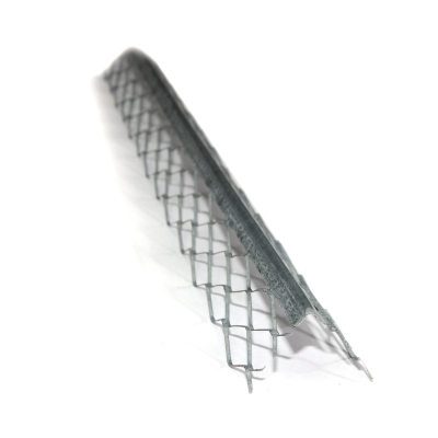 Угол для мокрой штукатурки оцинкованный, 3м