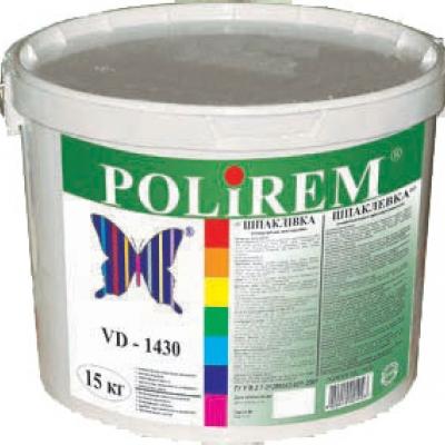 Шпаклевка POLIREM VD-1430